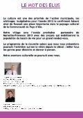 Plaquette saison culturelle 2012/2013 - Rousset - Page 3