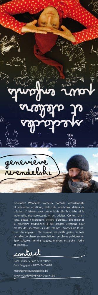 geneviève wendelski