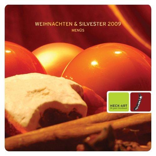 WEIHNACHTEN & SILVESTER 2009