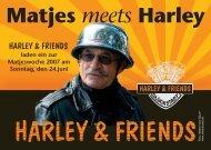 Matjes meets Harley - Restaurant-Kandelaber