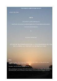 etude de determinants de la transmission du vih de la mere a l ...