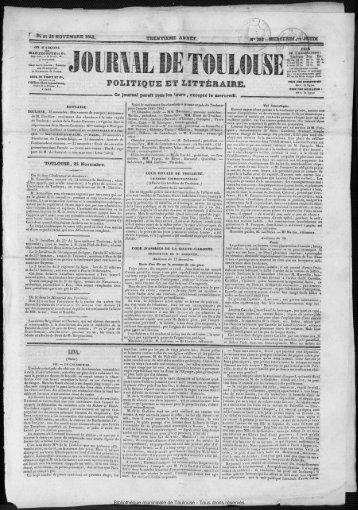 POLITIQUE - Bibliothèque de Toulouse