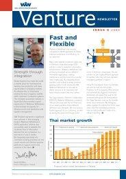 VENTURE Issue 6 - Wallenius Wilhelmsen Logistics