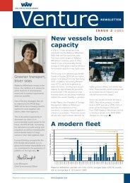 VENTURE Issue 2 - Wallenius Wilhelmsen Logistics
