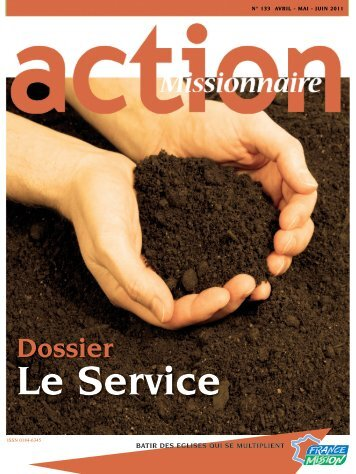 Action Missionnaire n°133 - France Mission