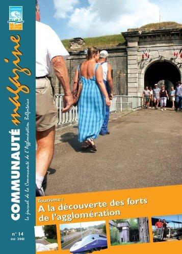 N°14 - Communauté de l'agglomération belfortaine