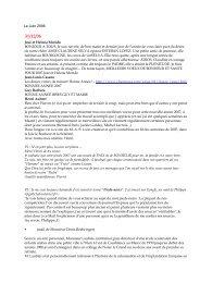 Le Lien Historique 2006 - le-lien-Maarif.com