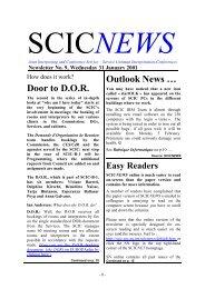 Printable version - SCICnet - Europa