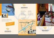 Download Posthorn-Flyer, 476 KB - im Hotel Restaurant Posthorn ...