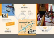 Download Posthorn-Flyer, 476 KB - im Hotel Restaurant Posthorn ...