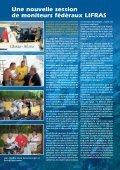 Les nouveaux moniteurs 2012 - Lifras - Page 6