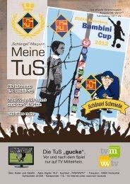 Schängel-Magazin - TuS Koblenz