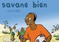 """Bande dessinée """"Savane bien"""""""
