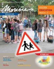 education - Morières lès Avignon
