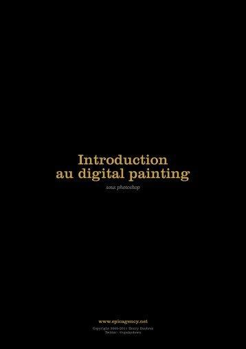 Introduction au digital painting - EPIC