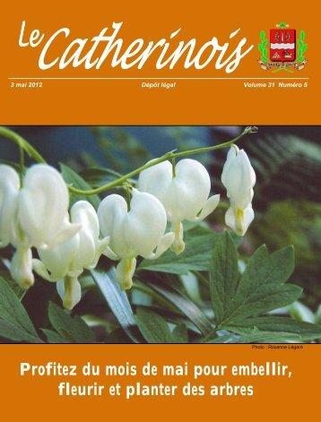 Mai 2012 - Ville de Sainte-Catherine-de-la-Jacques-Cartier
