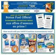 Bonus Fuel Offers!/ - Irving