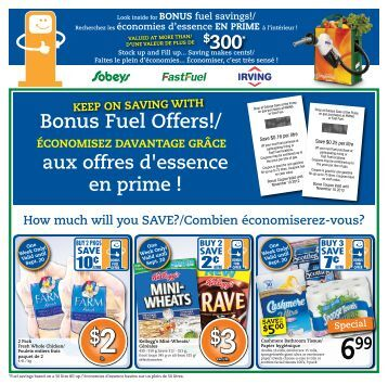 Bonus Fuel Offers!/ - Irving