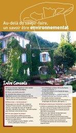 Professionnels de l'hôtellerie et de la restauration - Agence de l'Eau ...