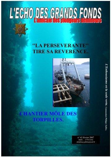 Bulletin - Amicale-Plongeurs-Demineurs.fr
