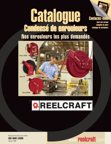 French Condensed Reel Catalog - Reelcraft Industries Inc.