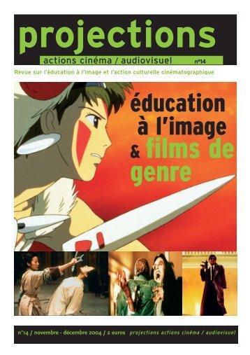 projections actions cinéma / audiovisuel - Passeurs d'images