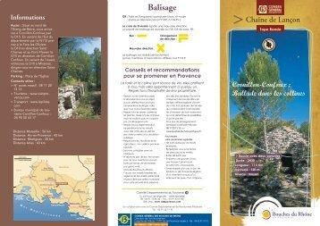 Chaîne de Lançon - Cornillon-Confoux
