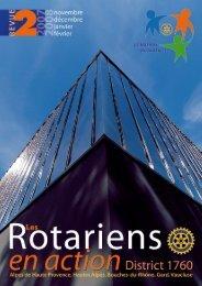 Responsable de publication : Jean-Michel BÉCAVIN - Rotary ...