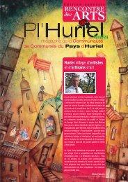 Juin 2012 - Communauté de Commune Pays Huriel