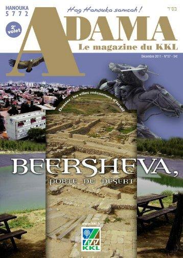 ADAMA mag n°22 - KKL