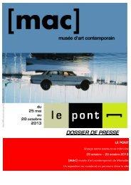 musée d'art contemporain de Marseille