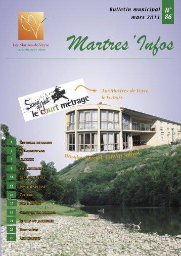 BM - mars 2011 - n°86.indd - Réseau des Communes