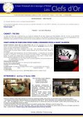 Newsletter N° 10 - Les clefs d'or France - Page 6