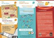 Programme patrimoine IDA 2011 - L'Isle d'Abeau