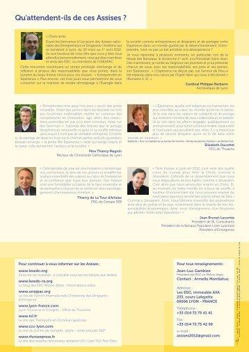 Dossier Complet à télécharger (Pdf) - Les Entrepreneurs et ...