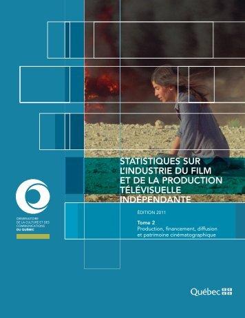 Tome 2 - Institut de la statistique du Québec - Gouvernement du ...