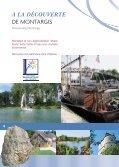 Tourisme - Agglomération Montargoise Et rives du Loing - Page 4