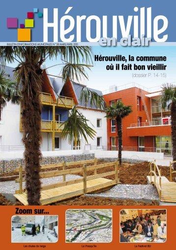 Bulletin mars-avril 2013 - Hérouville Saint-Clair