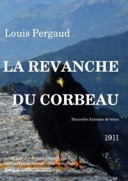 LA REVANCHE DU CORBEAU - Bibliothèque numérique romande
