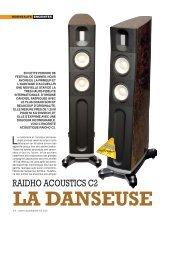 RAIDHO ACOUSTICS C2