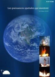 Les puissances spatiales qui montent - Destination Orbite