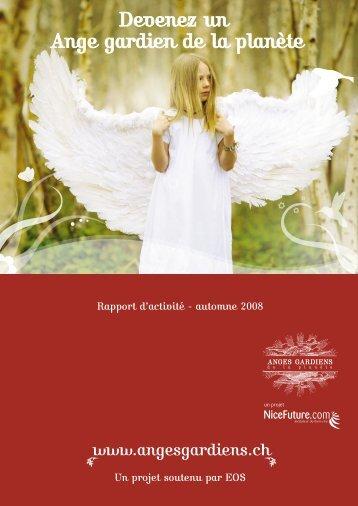 Télécharger le document (PDF) - Les Anges gardiens de la planète