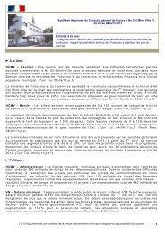 1 A la Une - Consulat général de France à Ho Chi Minh Ville