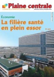 Économie - Communauté d'Agglomération de la Plaine centrale du ...