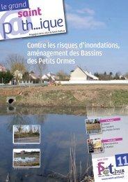 Le Grand Saint-P@th...ique - avril 2010 - Mairie de Saint-Pathus