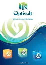Télécharger la brochure - Optivolt