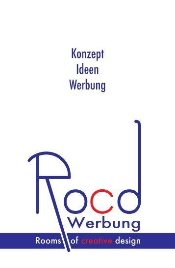Visitenkarte - Rocd Werbung