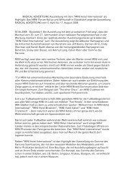 Presseartikel PDF - Robert & Horst