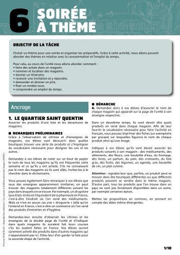 Unité 6 - Nouveau Rond-Point 1 - emdl.it