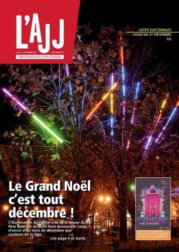 Télécharger l'AJJ 720, paru le vendredi 2 décembre 2011